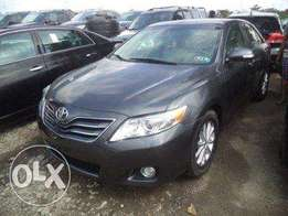 clean toyota camry for grab at nigeria port authority auctions
