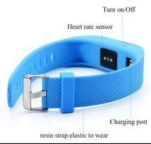 Smart Band with Heart rate monitor