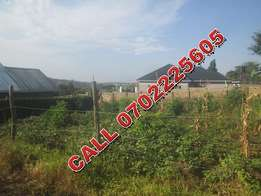 Reduced 50 by 100ft plot in Mukono-Wanton at 23m