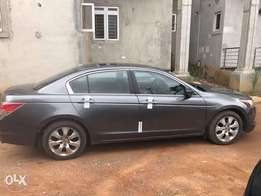Locally Used 2010 Honda Accord (Imported May) Full Option W/ Bluetooth