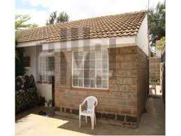 Imara Daima 2 bed roomed Bungalow,vacant.