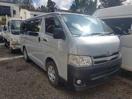 2009 model hiace manual 2000 cc petrol