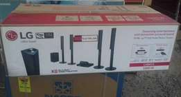 LG blue- Ray home theatres