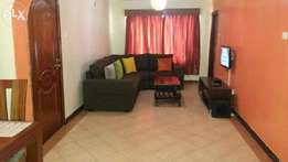 Furnished 2 Bedroom Flat with WIFi in South B, Kes.3500 daily.