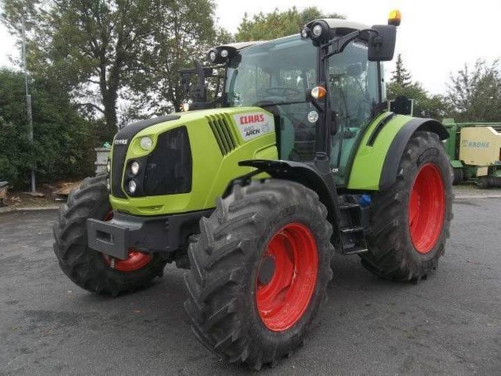 Claas arion 440 arion 440 t4f - 2016