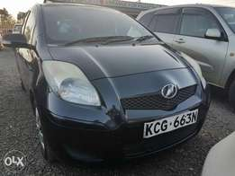 Toyota Vitz, 2008, used months, excellent condition.
