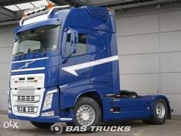 Volvo FH 500 Unfall Fahrbahr !! - For Import