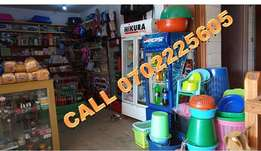 A nice super market for sale in Kyaliwajjala at 15m