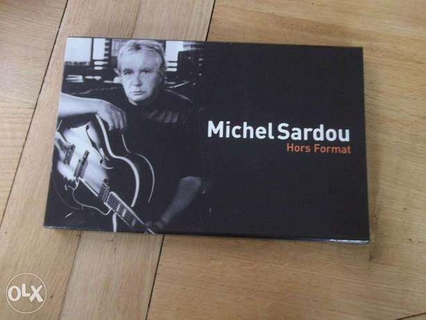 michel sardou hors format double cd coffret