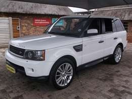 2010 LAND ROVER RANGE ROVER Sport 3.0 D Hse lux