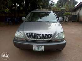 Super-Clean Naija Used Rx 300( 2002)Model For Sell In Owerri