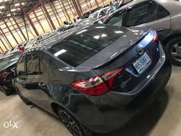 super sharp Corolla 2014 sports s