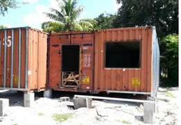 fabricated container homes