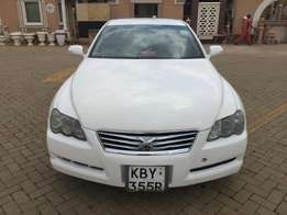 Toyota Mark X in Excellent Condition