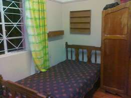 Furnished room in house. Employed person. Despatch. R1700.