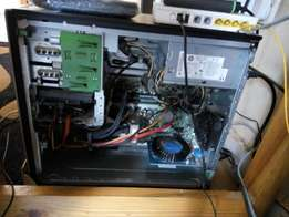 Customized HP compaq 6200 MT Pro (6th Gen) Intel PC for extreme gamers and video editors.