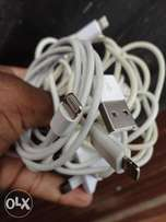 IPhone 5.6.7. Lightning cables