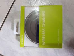Samsung wireless cell charger