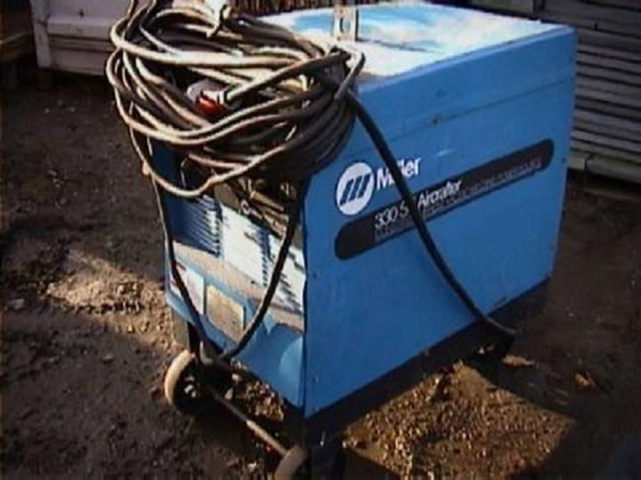 weldingmachine miller - 1992