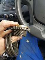 Gearbox & diff africa spares/repairs
