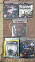 Combo ps3 games