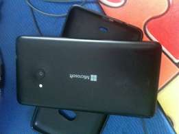 Faily used but in perfect condition Microsoft Lumia 535 Dual SIM is go