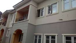 Check out this lovely newly built 2bedroom flat at gbaga