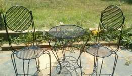 Prinses patio set