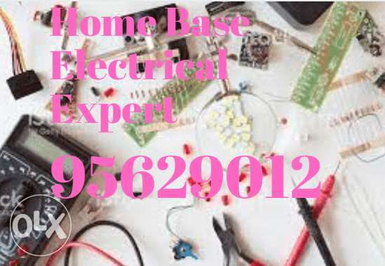 Contact me for the best home electric fix around there,