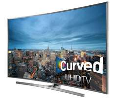 Brand new Samsung 55 curve smart tv.