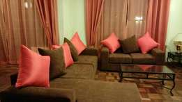 A luxury 2 bedroom fully furnished duplex Apartment st Michael rd.