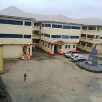 Functional school for sale off peter odili road port harcourt