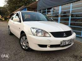Mitsubishi Lancer/2010/Slightly Used/Price 690,000/= 1500cc/2WD/Auto