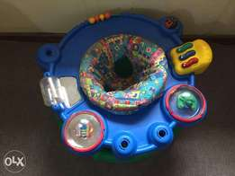 Evenflo Bouncy Saucer for babies from 5 months old