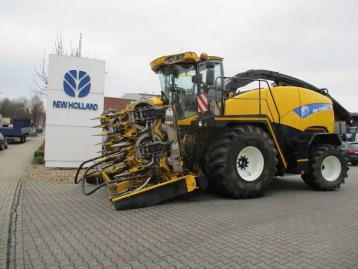 New Holland fr 9090 - 2012