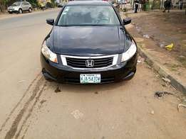 clean Honda Accord 2008 (evil spirit)