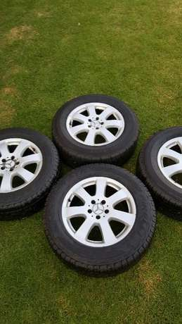 Mercedes Benz ML 350 Mags and tyres Dundee - image 5