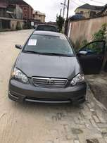 07 Corolla foreign used