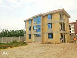 a new house apartment for rent in kyanja