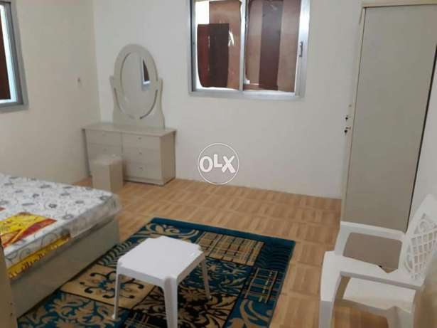 a furnished flat for family rent almalz district near industrial insti