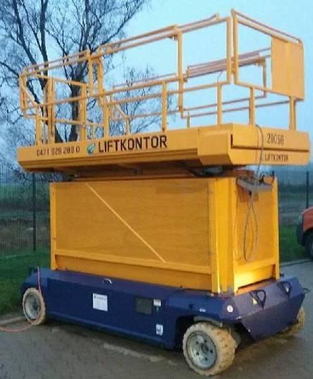 PB Lifttechnik S171-16e - 2007