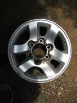 toyota hilux mags 15''