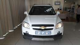 2011 Chevrolet Captiva 2.0D LT With 84 600KM For Only R199 900