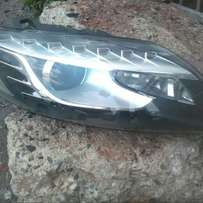 Q7 xenon headlights