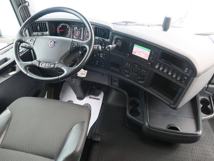 Scania R450 LA6X2/4MNB   SCR-only   Full Air   PTO   Hydraulic  ... - 2017 - image 5