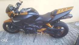 2012 Suzuki B-King 1300cc Give Away Sale