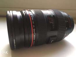 Canon 24-70mm F/2.8 L Usm (Uk used)