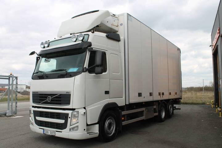 Volvo Fh 6*2 Ny Bes - 2013