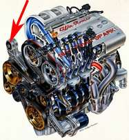 Alfa Romeo Twin spark engines available