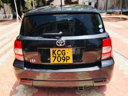 Toyota IST KCG number